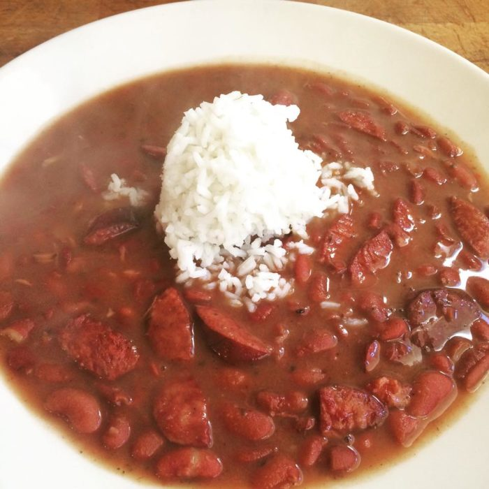 Red Beans And Rice...yum!