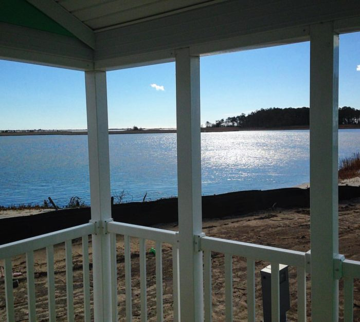 "The Beach Front Cottages are are perfect for ""glamping"""