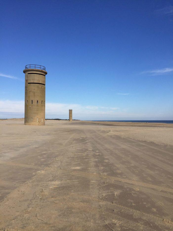 12. Climb a World War II Observation Tower
