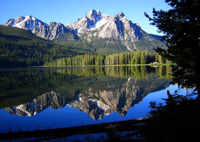 11. Stanley Lake