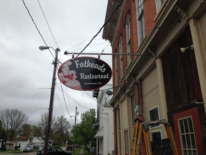 9. Fatheads Restaurant (Republic)
