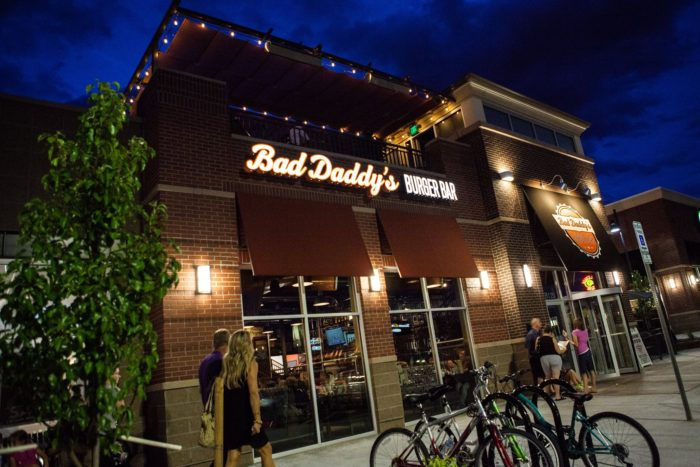 6. Big Daddy's Burger Bar