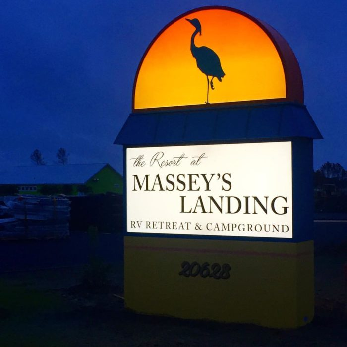 2. The Resort at Massey's Landing