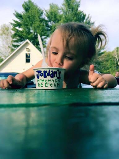 Jordan's Ice Creamery, Belmont