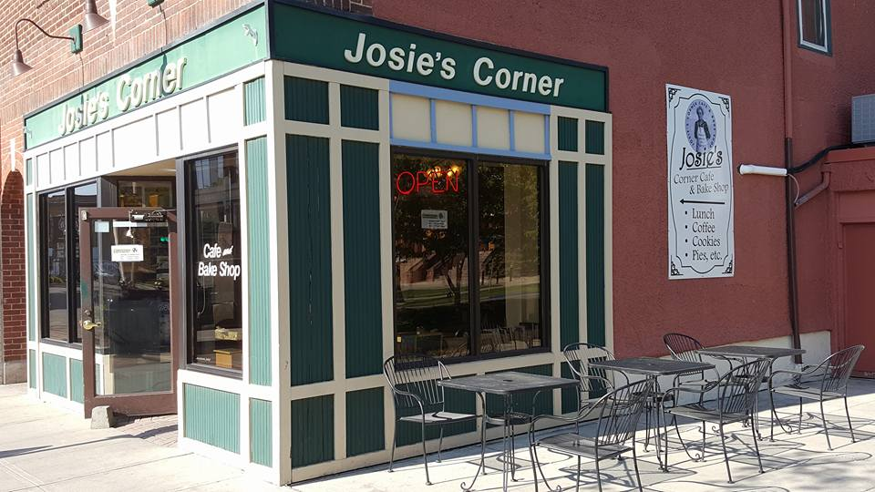 Josie S Corner Cafe Menu