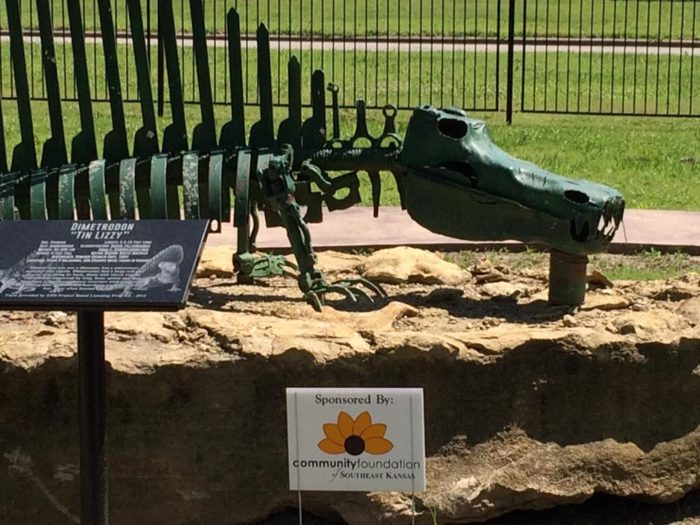 In 2014, the collection was donated to the Town of Erie and has since been housed at the memorable Erie Dinosaur Park, which is open the second Saturday and third Sunday of each month.