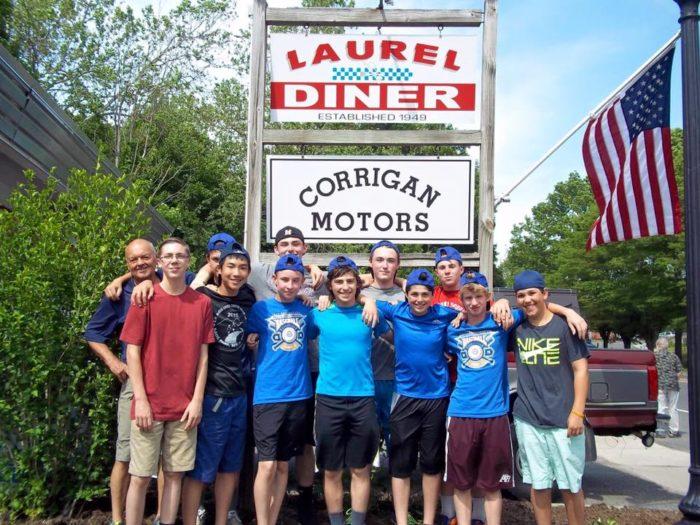 3. Laurel Diner (Southbury)