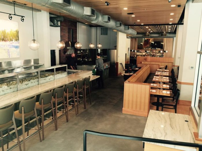 3. Southpark Seafood Grill & Wine Bar