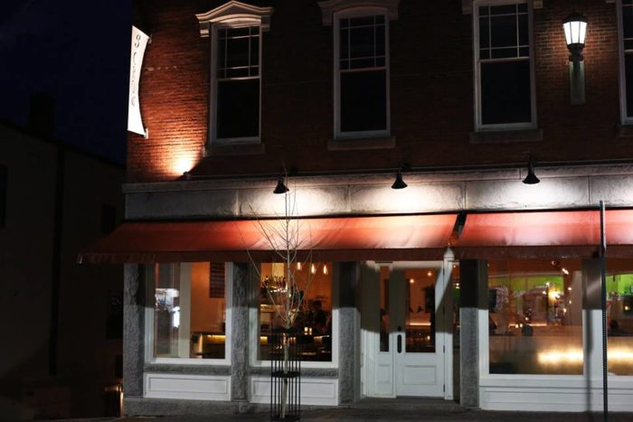 4. 3 Crow Restaurant & Bar, Rockland