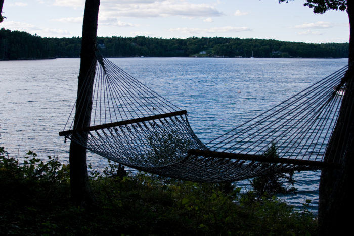 "2. You've ""tried out"" a hammock after breakfast and woken up just in time for dinner."