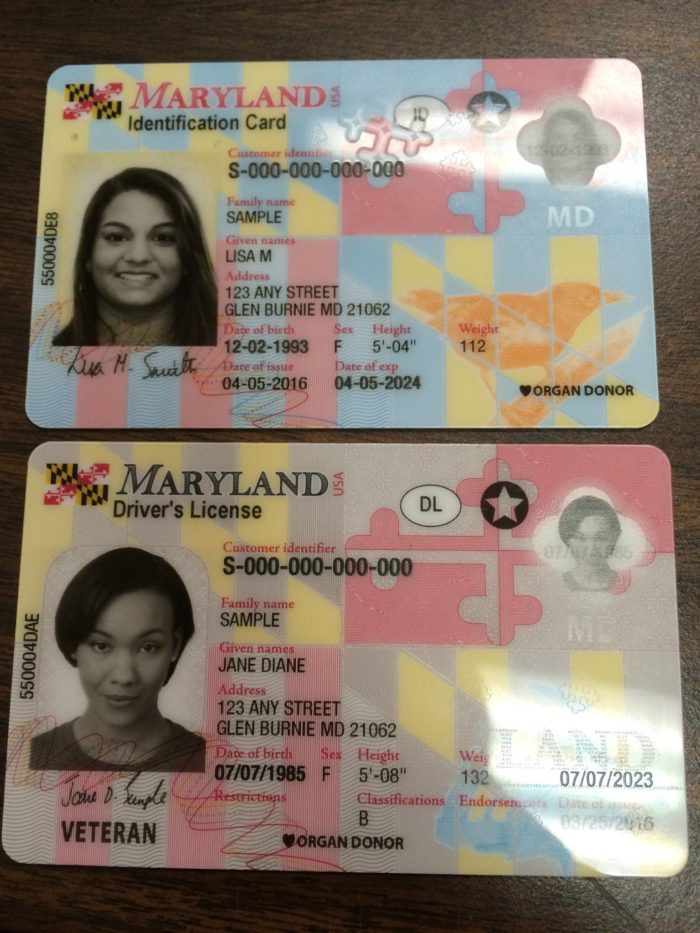Maryland Rallies Around The State Flag On New Md Proud Plate