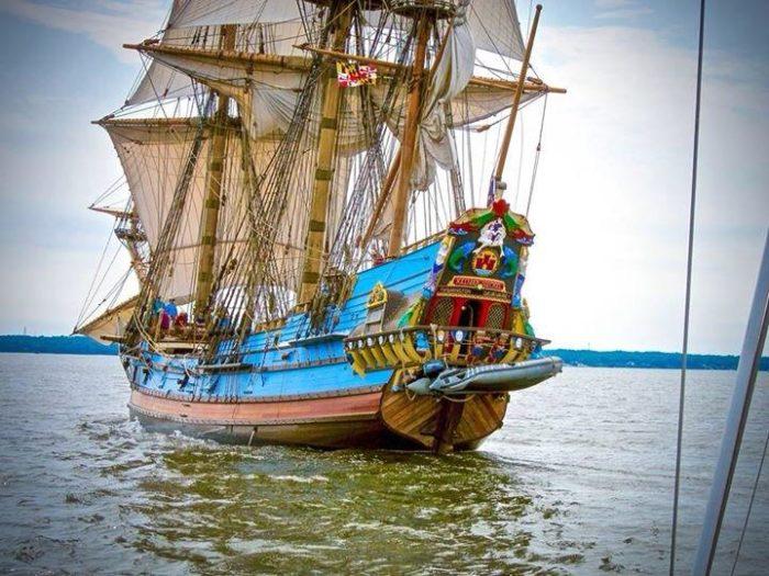 2. Hit the High Seas on the Kalmar Nyckle