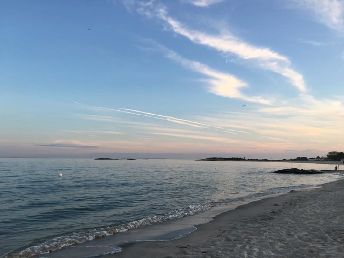 10 Great Beaches In Connecticut On The Long Island Sound