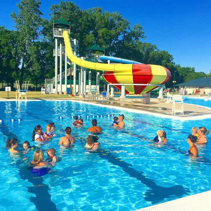 10. Splash Zone Waterpark (Springfield)