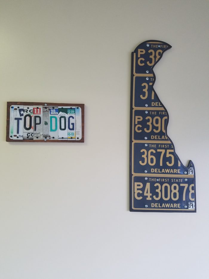 10. Top Dog Grill, Bethany Beach