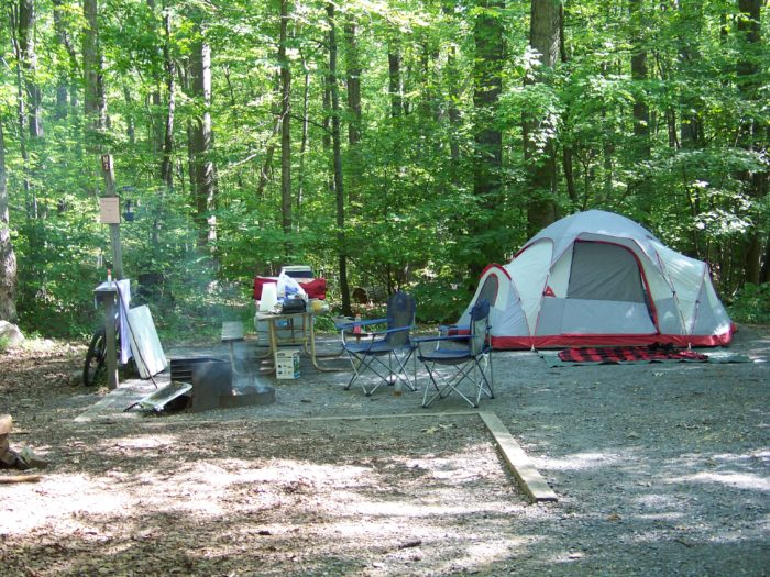 Pack Your Camping Essentials, Because Cunningham Falls State Park Offers It  All. After Setting Up Your Campsite, Youu0027ll Want To Spend A Few Days  Exploring ...