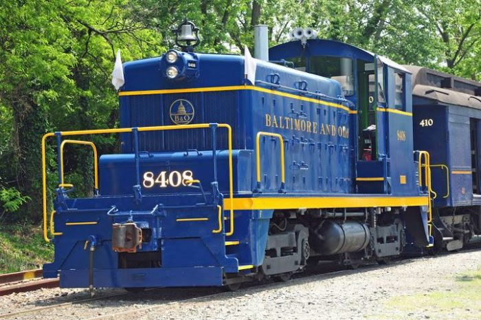 The Wilmington and Western Railroad is one of the most historic sites in Delaware.