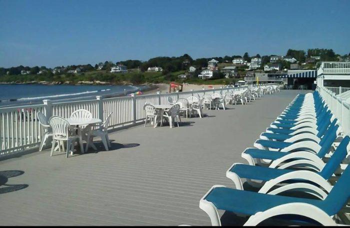 7. Bonnet Shores Beach Club, Narragansett