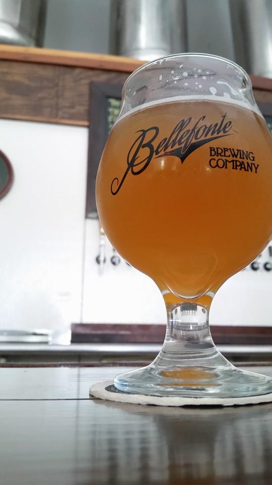 5. Bellefonte Brewing Company, Wilmington