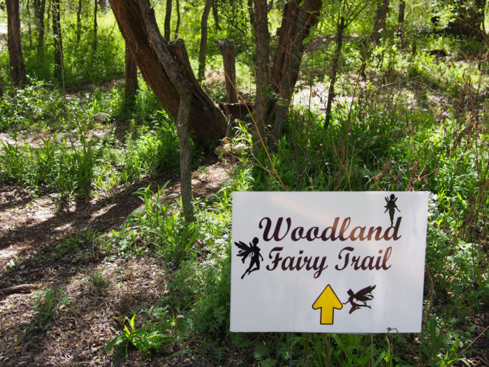 So what exactly IS a fairy trail, you might ask?