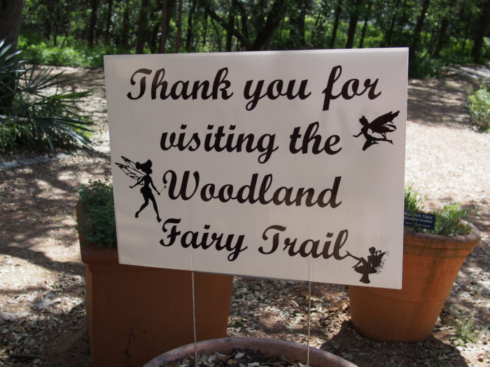 ...then the Fairy Trail is definitely the place for you.