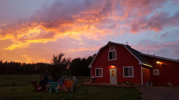 The Hungry Hippie Farm and Hostel is the perfect place to spend a trip up north, and with a single bunk costing only $25 - it's a steal!