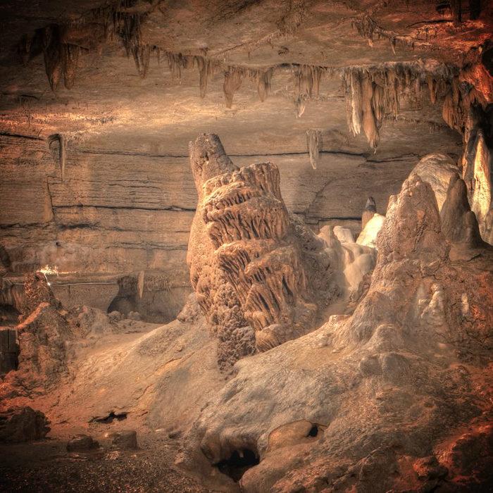 Seneca Caverns In West Virginia Is An Underground Wonderland