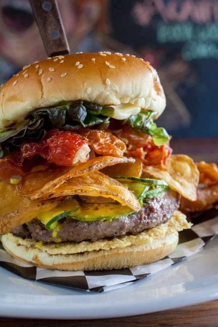 11. The Crunch (The Fix Burger Bar, Worcester)