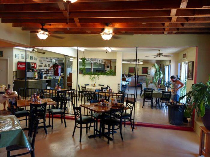 7. Morning Star Cafe, Palominas
