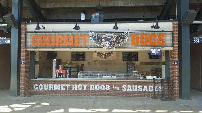1. Biker Jim's Gourmet Dogs