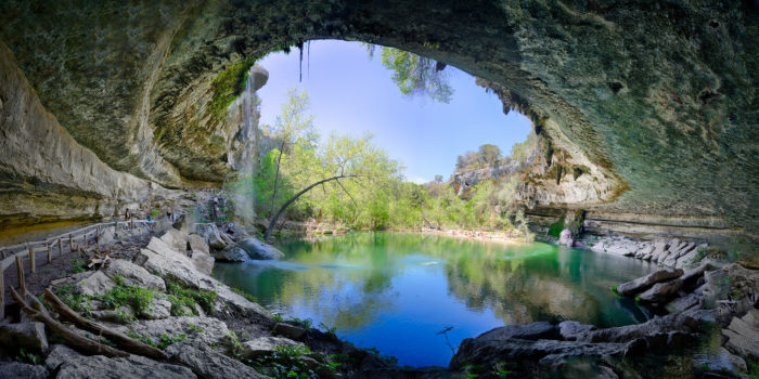I think we can all agree that Hamilton Pool is one of the most beautiful places in Texas.