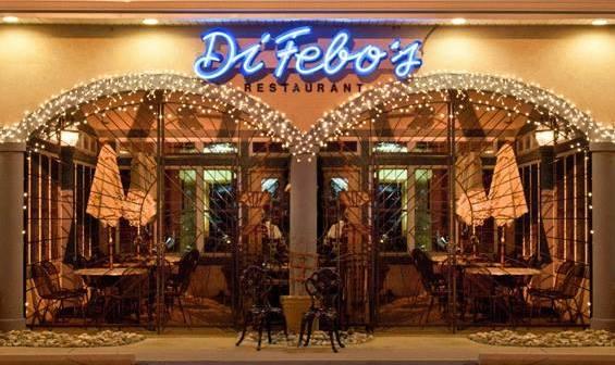 2. DiFebo's Restaurant, Bethany Beach