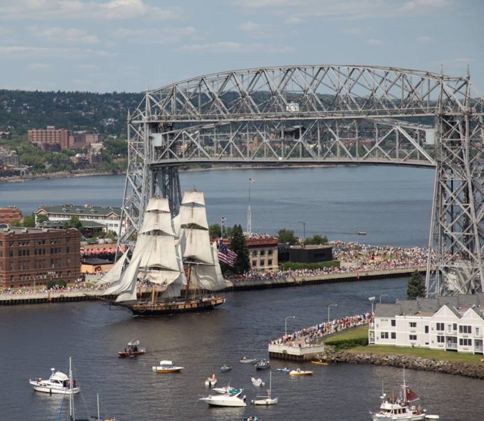 10. And mostly - to have another excuse to visit Duluth, because who doesn't love a trip up north?!