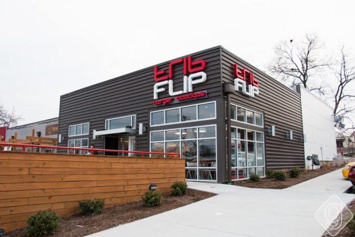 2. Flip Burger Boutique