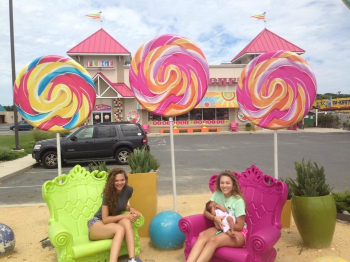 5. The Lollipop Courtyard