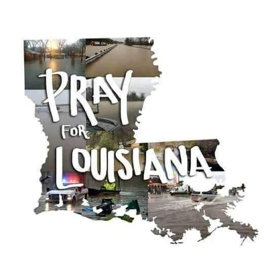 I feel so lucky to be able to call Louisiana my home state.