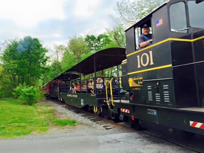 In Frederick County, you'll find one of the most unique excursions in Maryland.
