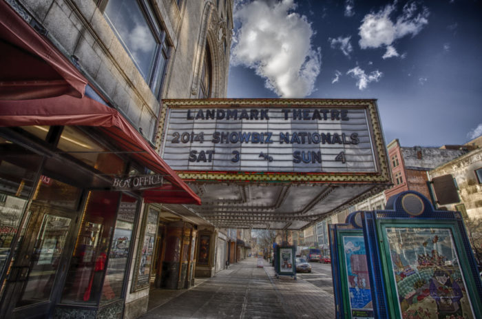 Located in Syracuse, New York, you'll find a historic and haunted theater that was completed in the late 1920's.