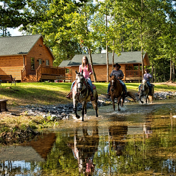 Turn your visit to Bedford into a weekend getaway by making a reservation at Creekside Resort or…