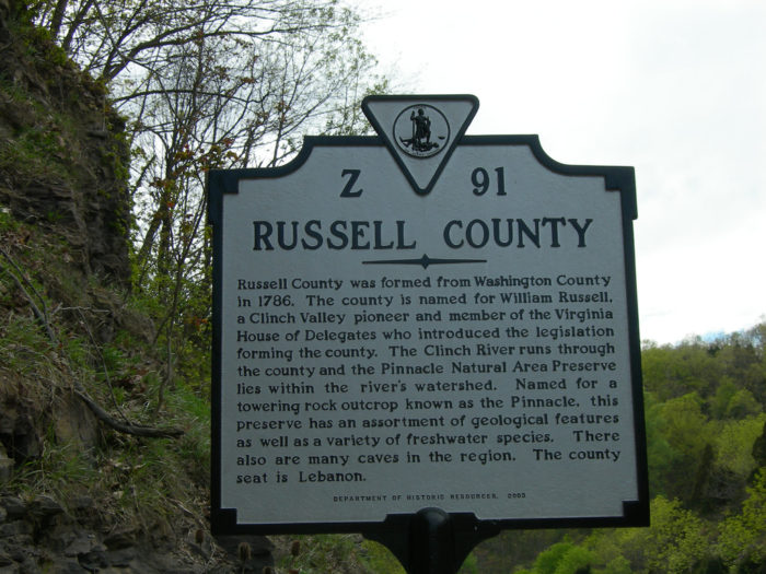 5. Russell County