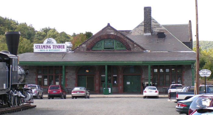 Located just off Palmer's Main Street, this restaurant is a delicious trip back in time.