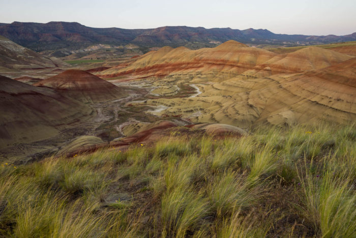 1. Painted Hills