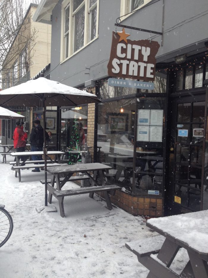 6. City State Diner & Bakery