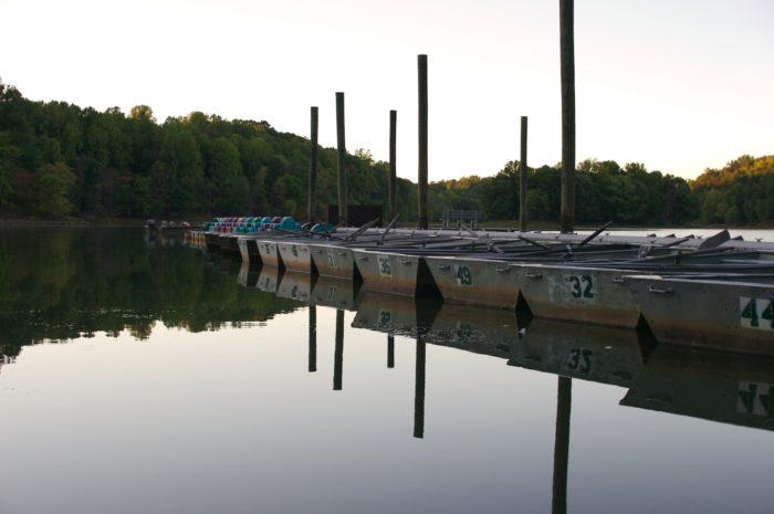 9. Lake Needwood