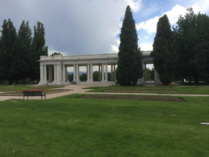 3. Cheesman Park