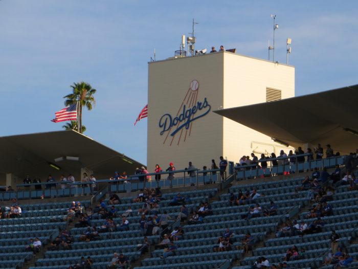 3. Dodgers Stadium  Tour