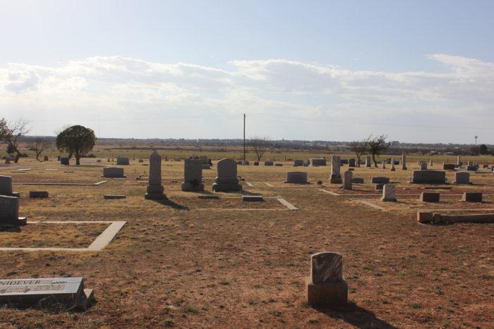 3. Mount Hope Cemetery (Anson)