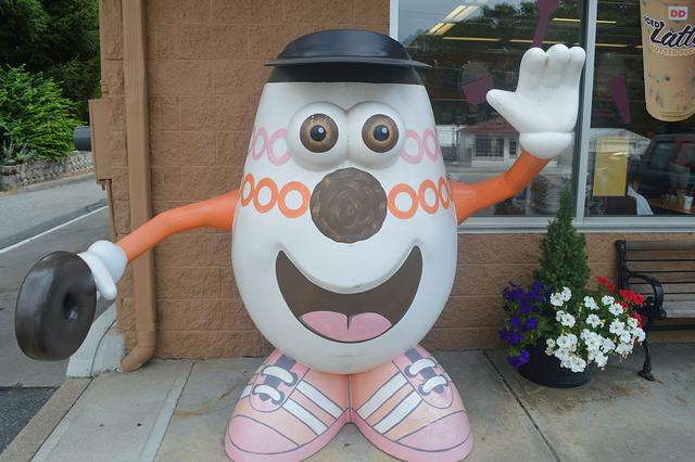 6. Mr. Potato Head, Warren
