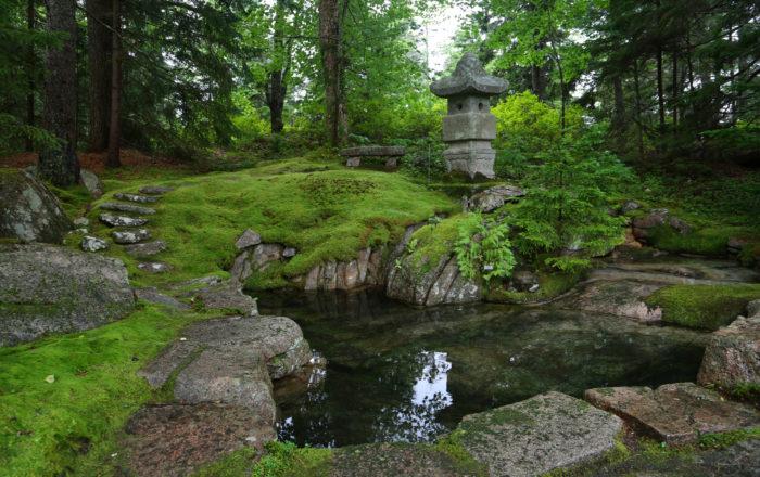 1. The Abby Aldrich Rockefeller Garden, Seal Harbor