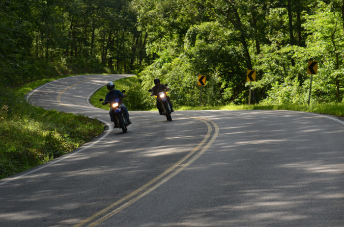 12. Take a drive on a MIssouri scenic country road.